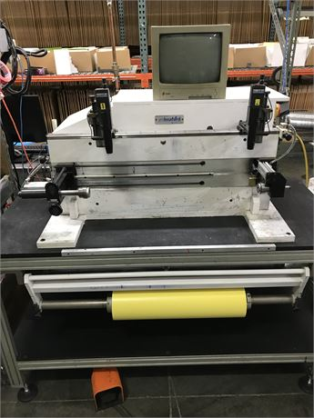 Heaford TT Cobra plate mounter